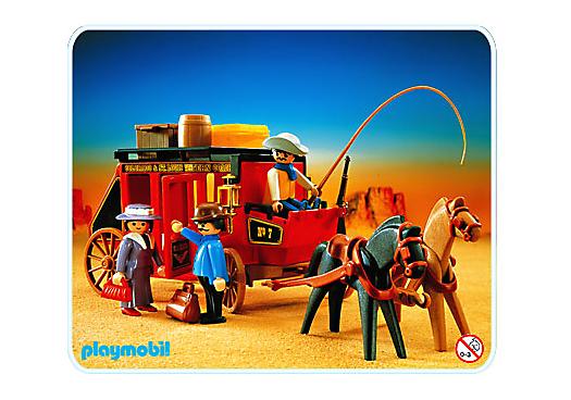 westernkutsche  3245b  playmobil® deutschland