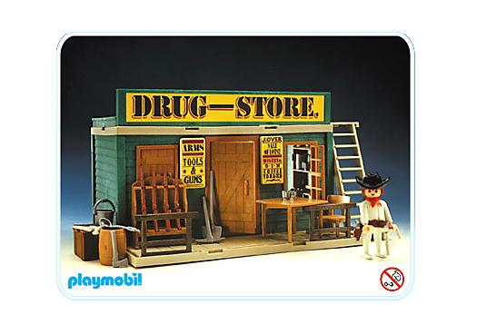 drug store 3462 a playmobil deutschland. Black Bedroom Furniture Sets. Home Design Ideas