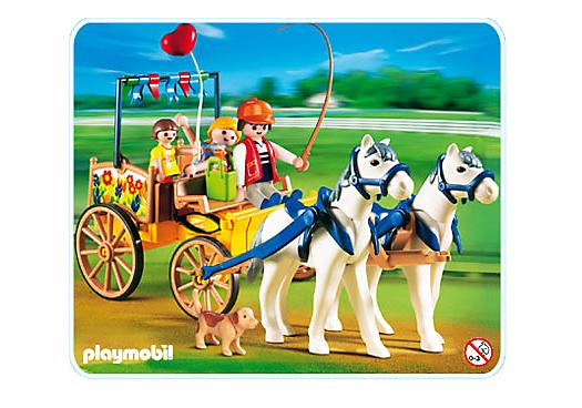 Pferdekutsche 4186 a playmobil deutschland for Kutsche playmobil