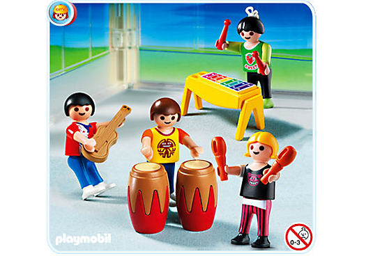 enfants et instruments de musique 4329 a playmobil france. Black Bedroom Furniture Sets. Home Design Ideas