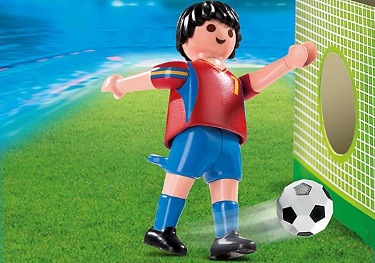 Soccer Player - Spain