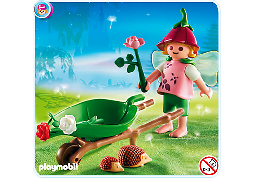 kleine blumenfee 4751 a playmobil deutschland. Black Bedroom Furniture Sets. Home Design Ideas