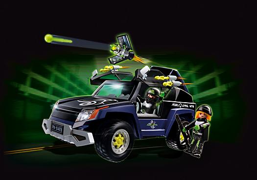 Robo Gang Truck