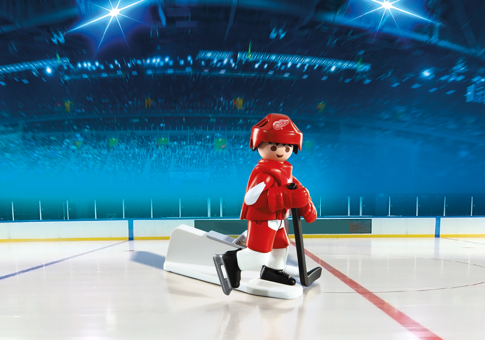 NHL� Detroit Red Wings� Player