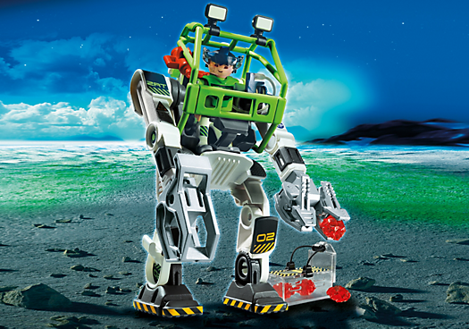 E-Rangers Robot