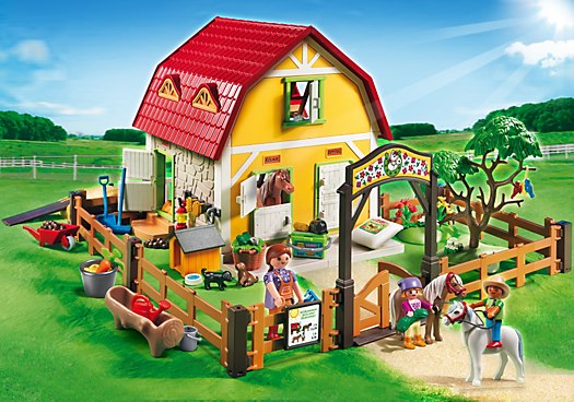 Children`s Pony Farm