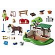 Box de soins pour chevaux 5225 playmobil france - Douche pour chevaux playmobil ...