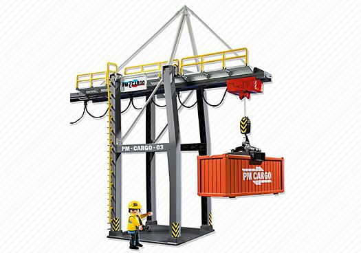 Loading Terminal