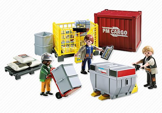 Cargo Loading Team