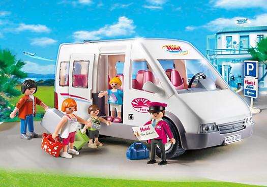 Hotel Shuttle Bus
