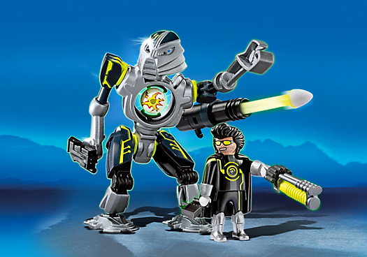 Mega Masters Robo Blaster