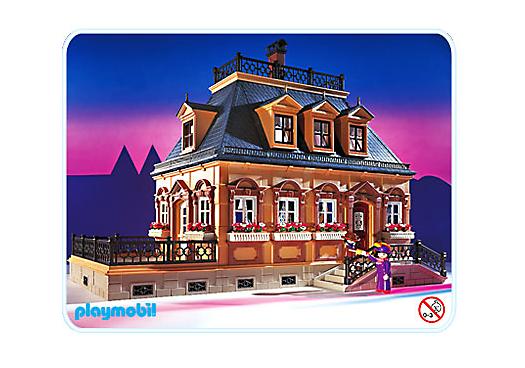 puppenhaus klein 5305 a playmobil deutschland. Black Bedroom Furniture Sets. Home Design Ideas