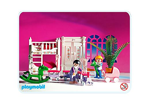 Chambre des enfants 5312 a playmobil france - Playmobil chambre enfant ...