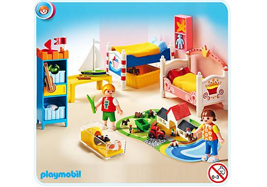 fröhliches kinderzimmer  5333a  playmobil® deutschland