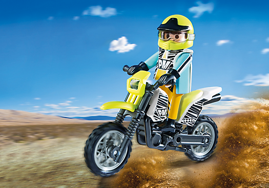 Playmobil northern europe finland - Moto cross playmobil ...