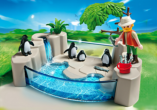 Penguins` Pool