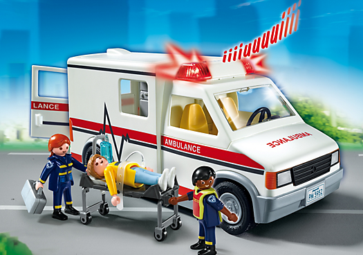 Rescue Ambulance