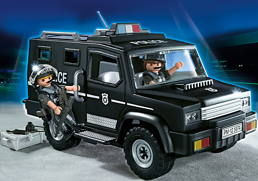 Tactical Unit Car