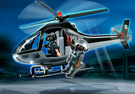 Tactical Unit Copter
