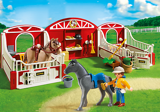 Country Pony Stable