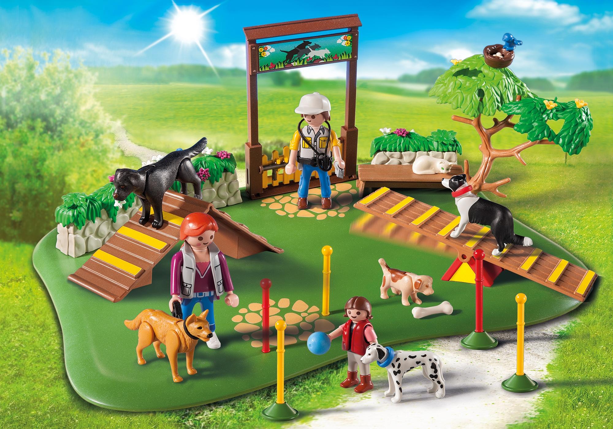 Dog Park SuperSet