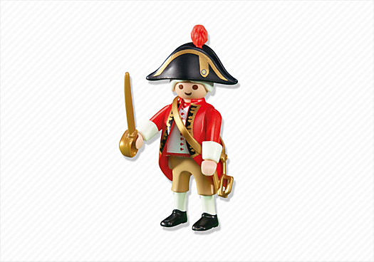 British Redcoat General