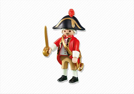 British Redcoat General