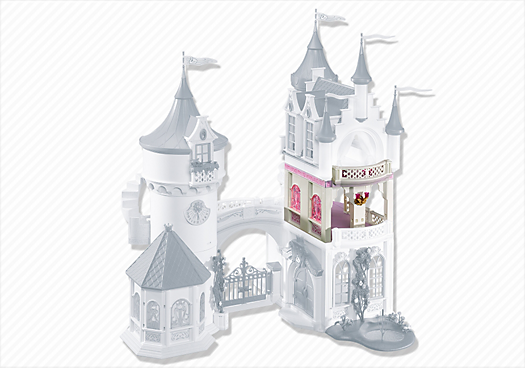 Extension for Princess Fantasy Castle (5142)