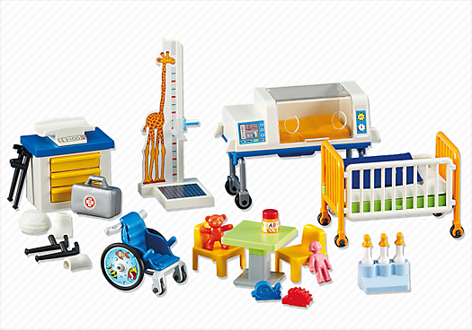kinderstation  6295  playmobil® schweiz
