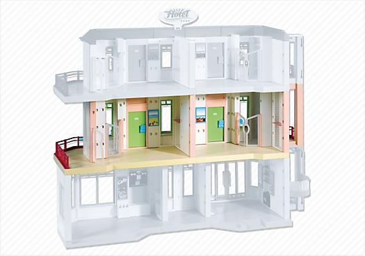 Floor Extension for Large Furnished Hotel (5265)