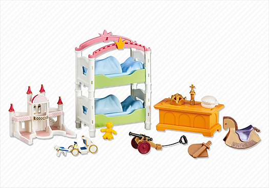 Guarder a para el castillo 6303 playmobil espa a for Chambre princesse playmobil