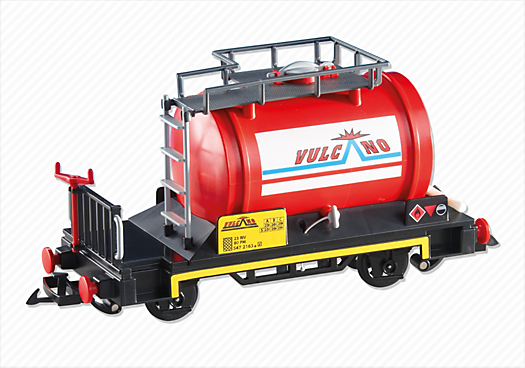 Tank Rail Wagon