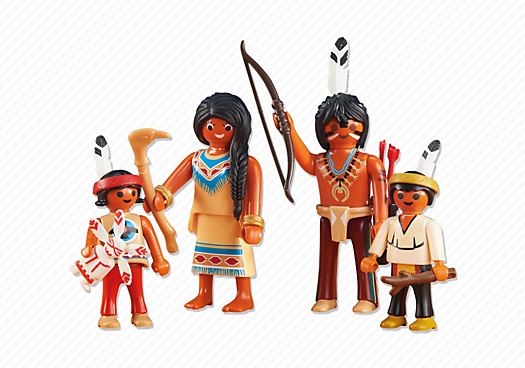Native American Family II
