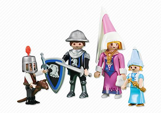 ritterfamilie  6324  playmobil® deutschland