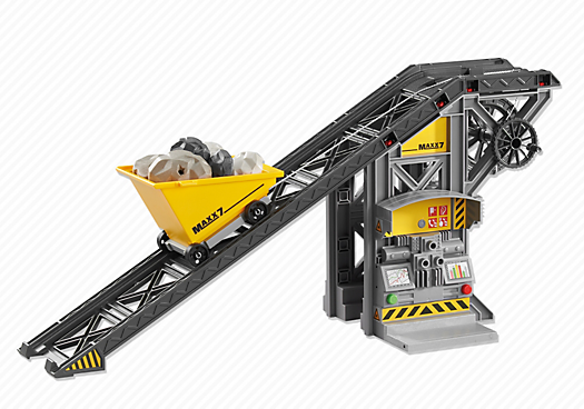 Conveyor Belt with Accessories