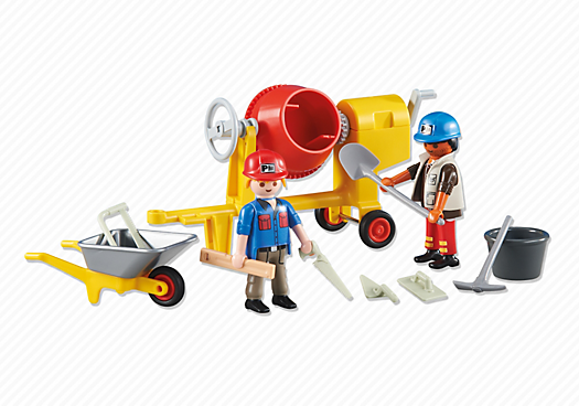 2 Construction Workers