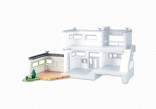 erweiterung für die moderne luxusvilla  6389  playmobil