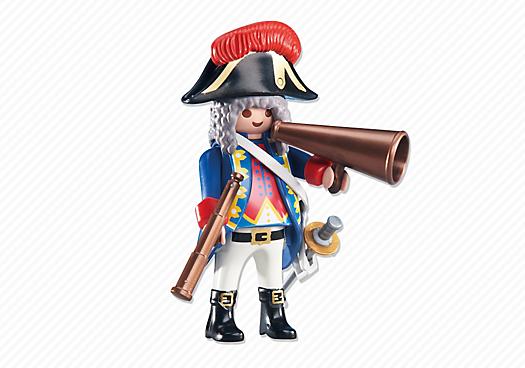 Captain der Soldaten