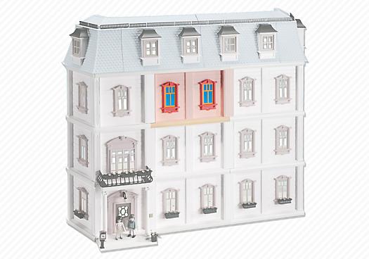 Puppenhaus erweiterung c 6454 playmobil deutschland - Toute les maison playmobil ...