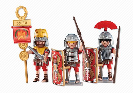 3 römische Soldaten