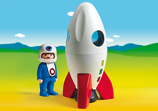 1.2.3 Moon Rocket