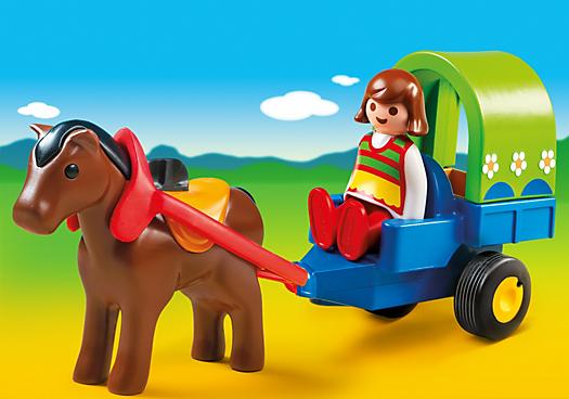 1.2.3 Pony Wagon