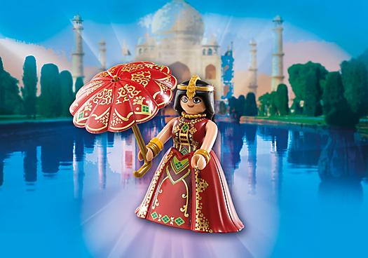 Indische Prinzessin