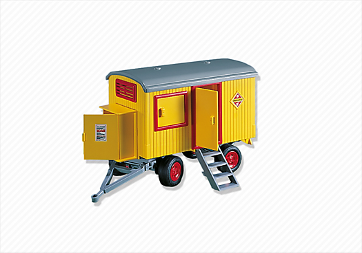 Construction Site Trailer