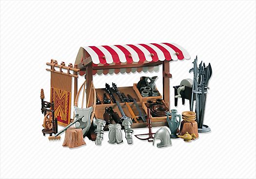 Knights Market Stand