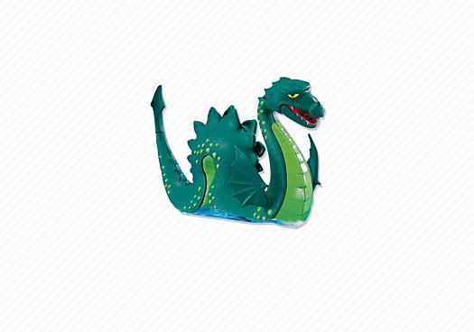 Sea Serpent Nessie