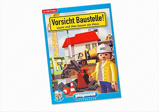 Vorsicht Baustelle! – Laura und Alex bauen ein Haus