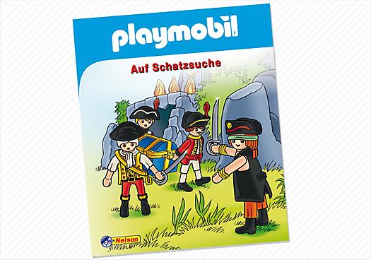 Minibuch Nr. 1: Auf Schatzsuche