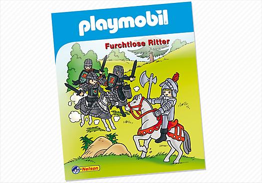 Minibuch Nr. 3: Furchtlose Ritter