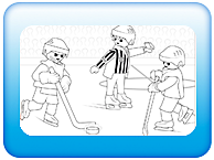 Fun activities playmobil usa for Usa hockey coloring pages
